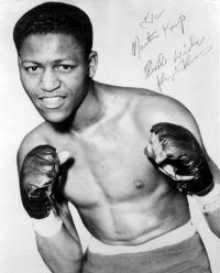 John Thomas boxer