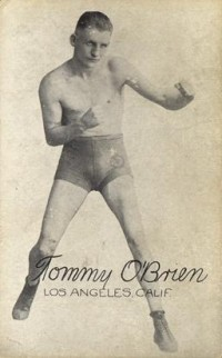 Tommy O'Brien boxer