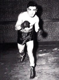 Johnny Cesario boxer