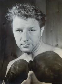 Billy Graham boxer