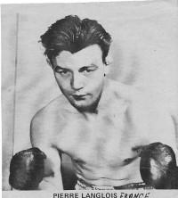 Pierre Langlois boxer