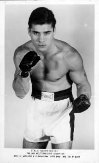 Italo Scortichini boxer