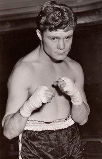 Harold Jones boxer