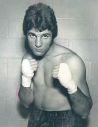 Tony Petronelli boxer