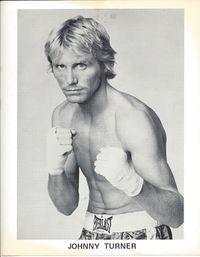 Johnny Turner boxer