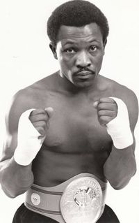 Maurice Hope boxer