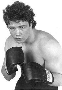 Matthew Hilton boxer
