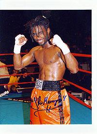 Anthony Thompson boxer