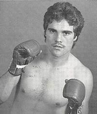 Paul Whittaker boxer