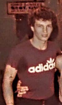 Kenny Klingman boxer