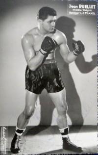 Jean Ruellet boxer