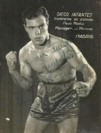 Diego Infantes boxer