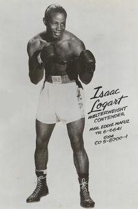Isaac Logart boxer