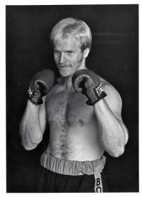 Bobby Crabtree boxer