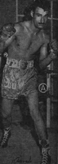 Luis Gutierrez boxer