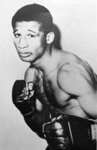 Ted Wright boxer