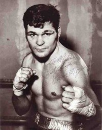 Denny Moyer boxer