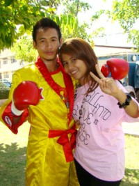 Phissanu Chimsunthom boxer