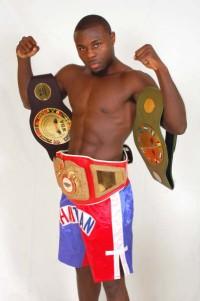 Daniel Edouard boxer