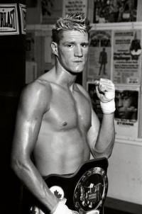 Kris Andrews boxer