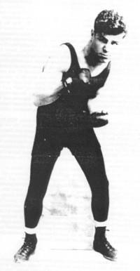 Joe Ryder boxer