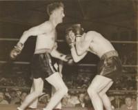 KO Morgan boxer