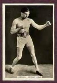 Johnny King boxer