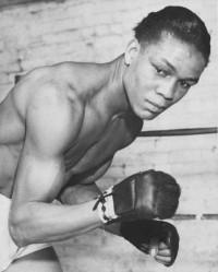 Jack Chase boxer